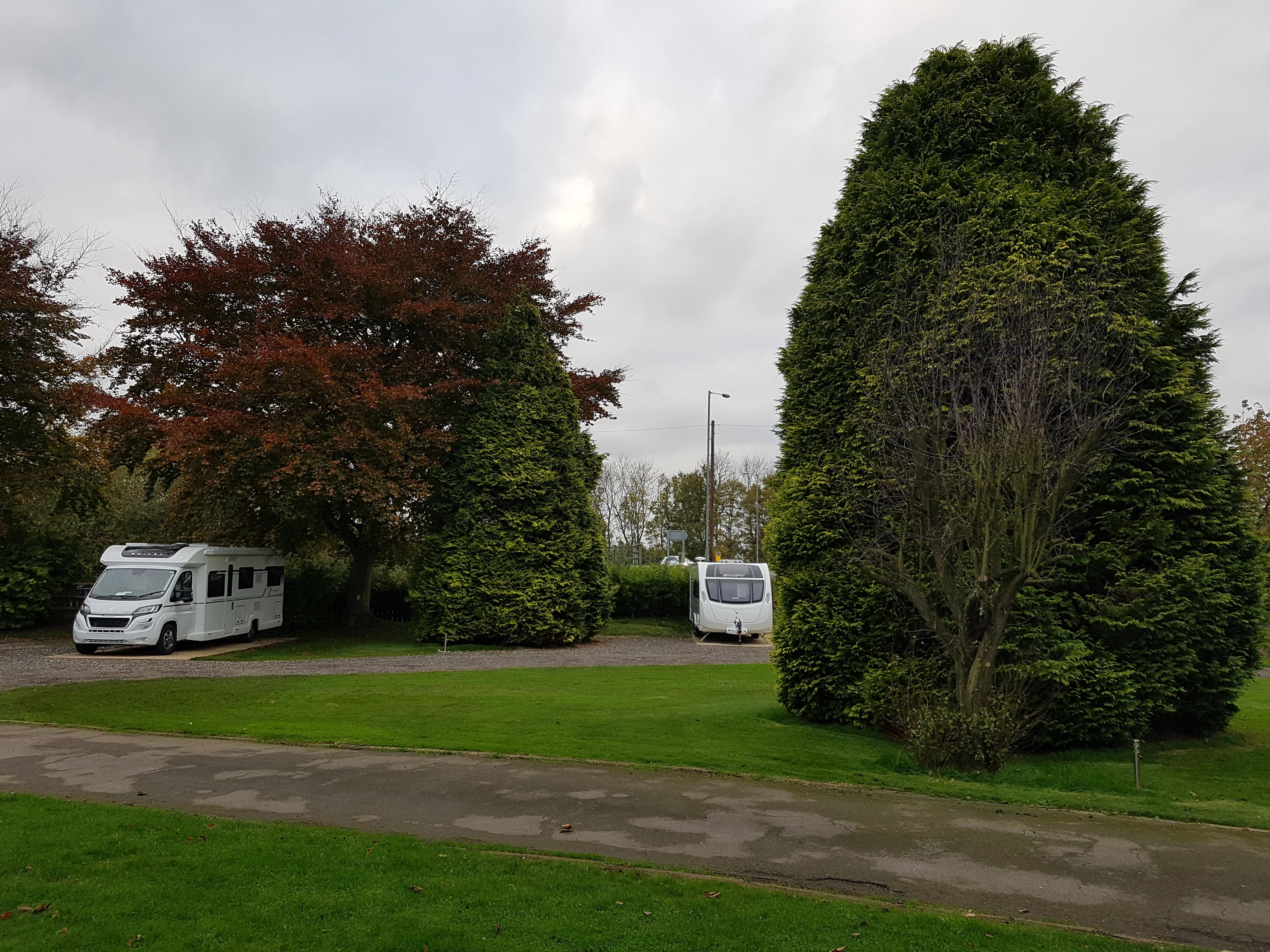 Booking our caravan park - Block Image