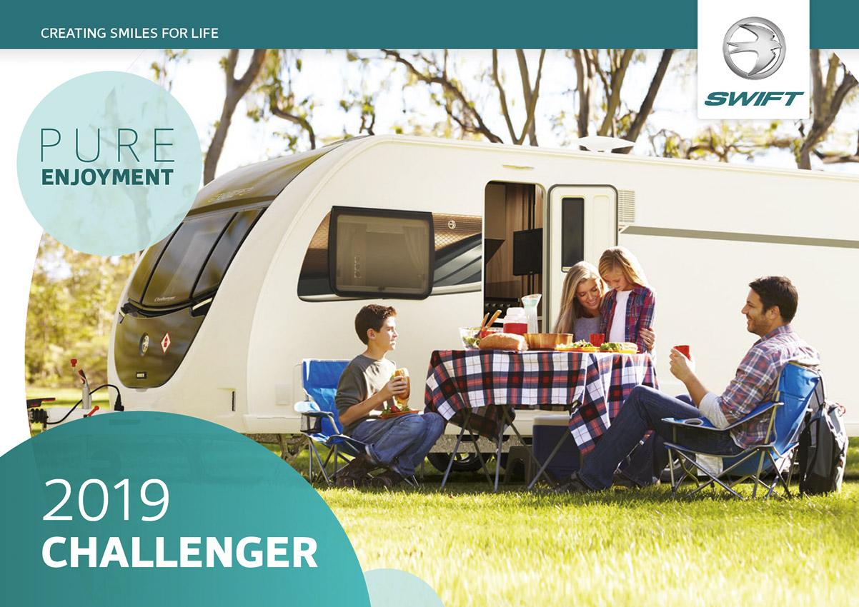 2019 Swift Challenger Caravan Brochure