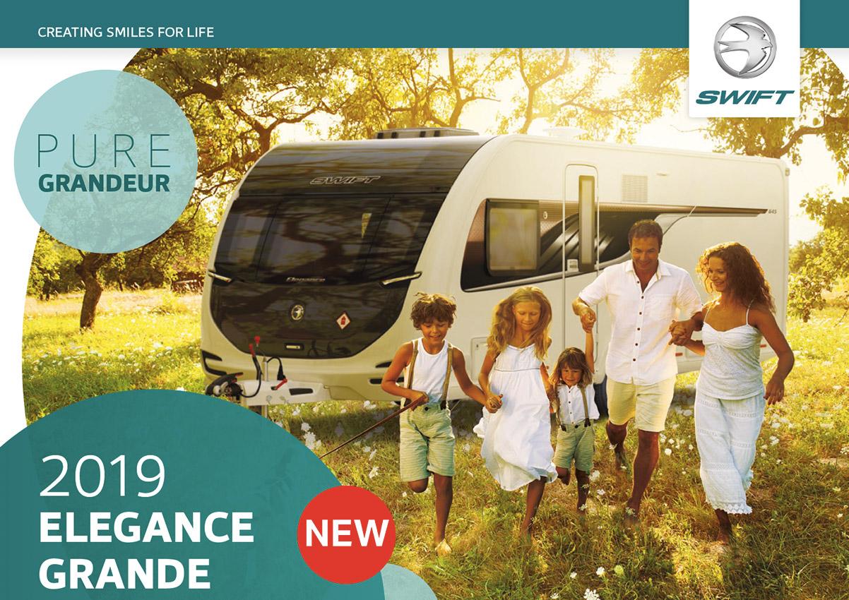 2019 Swift Elegance Grande Caravan Brochure