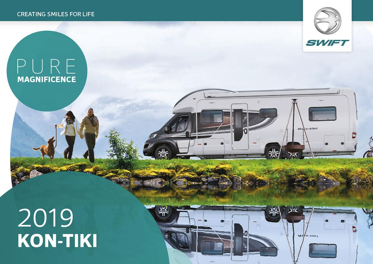 2019 Swift Kon-Tiki Motorhome Brochure