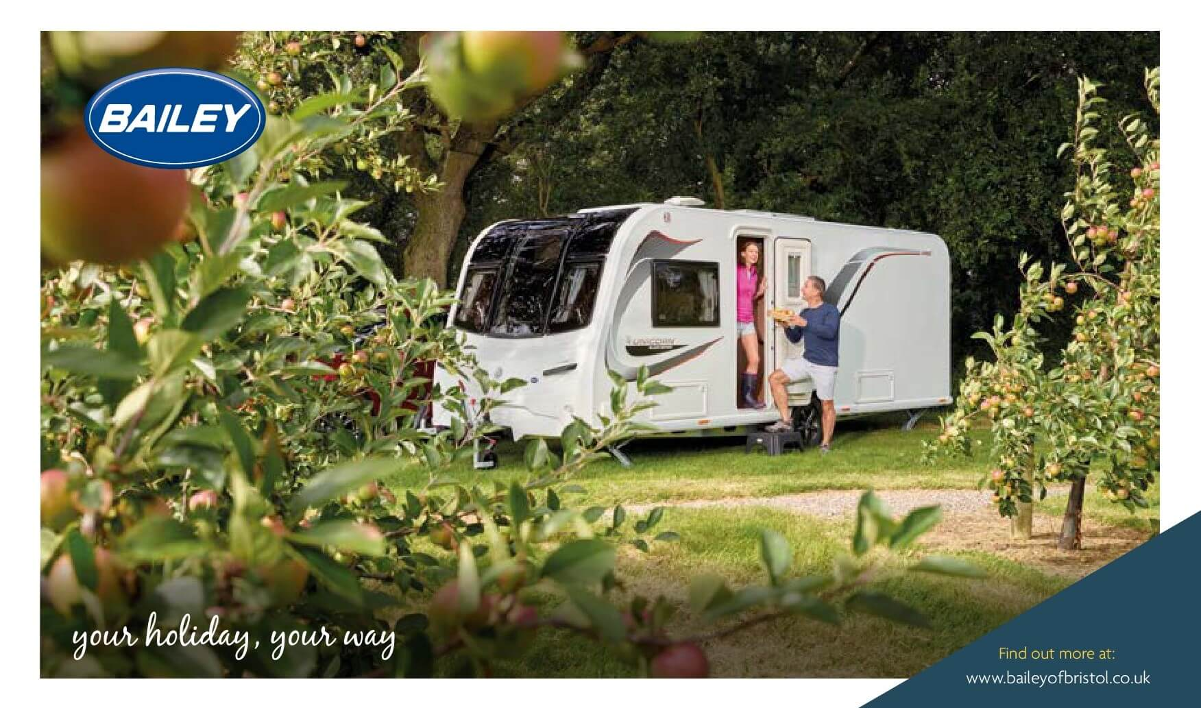 2020 Bailey Caravan Brochure