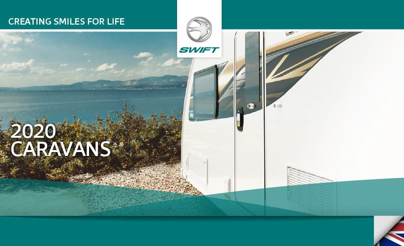 2020 Swift Caravan Brochure