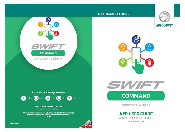2020 Swift Command Brochure