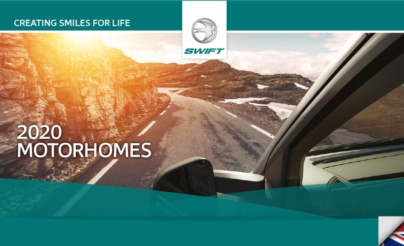 2020 Swift Motorhome Brochure
