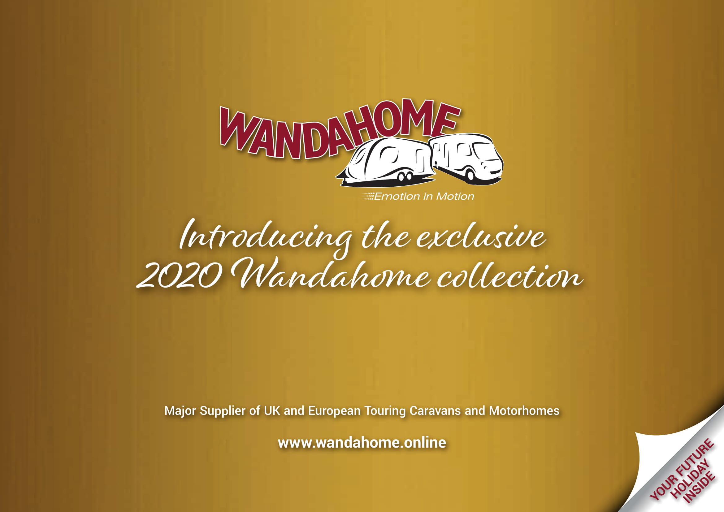 The Wandahome 2020 Brochure