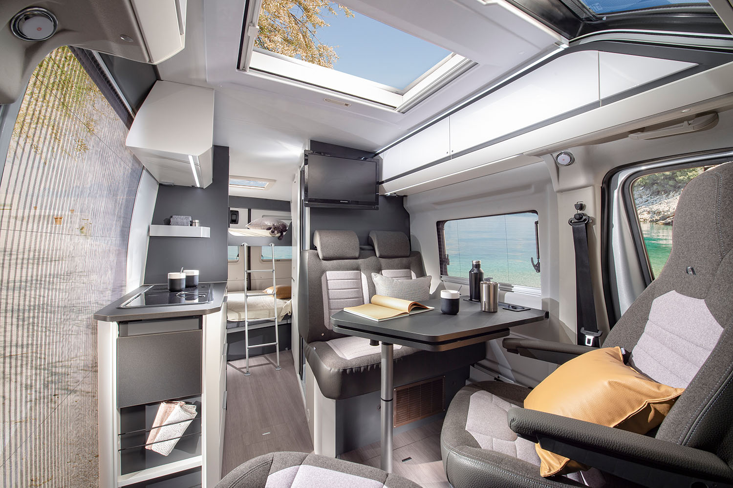Adria Twin Plus and Twin Supreme Campervans - Block Image