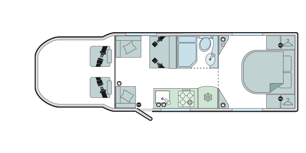 Bailey Autograph 79-4 Floorplan