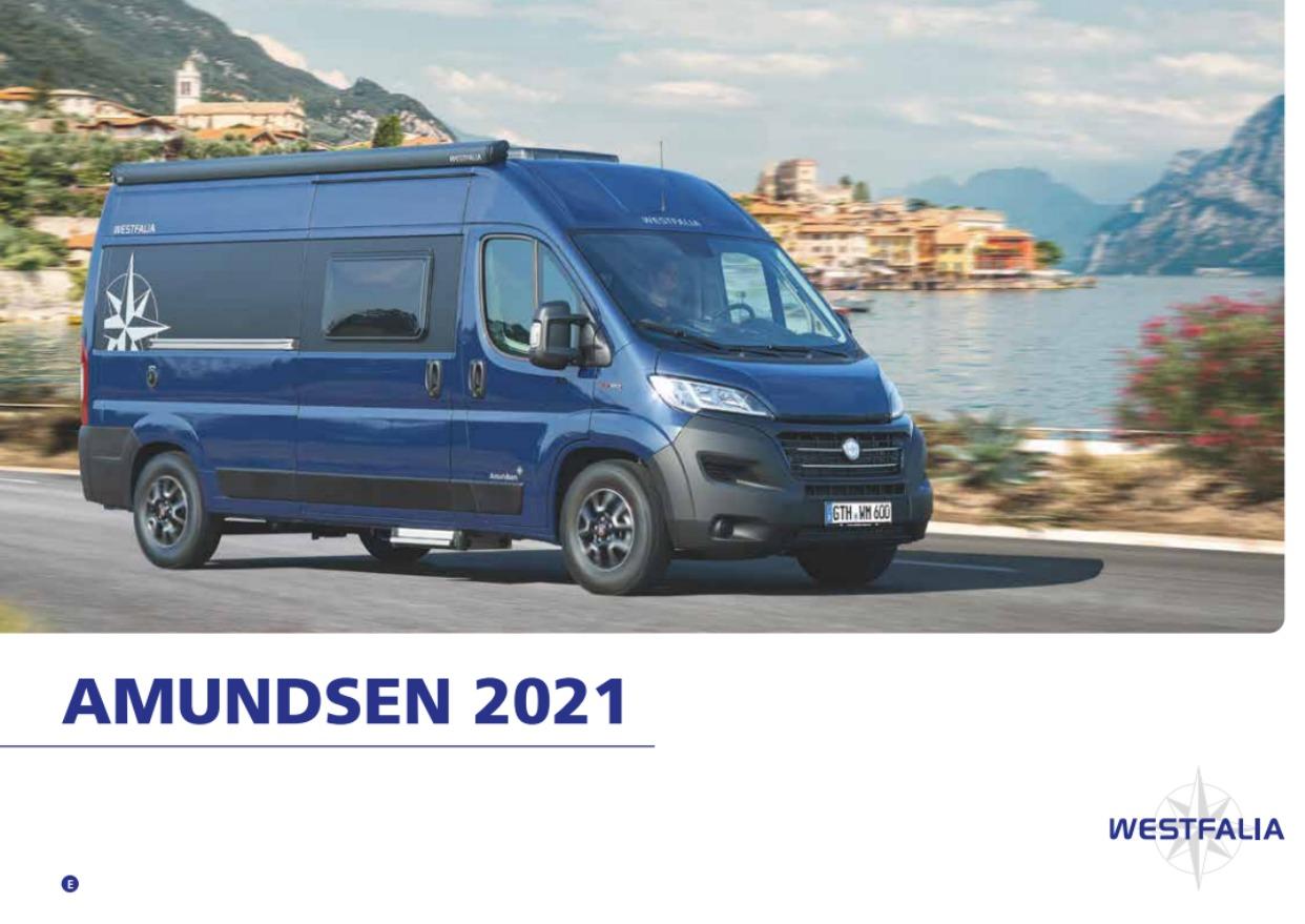 2021 Westfalia Amundsen Brochure