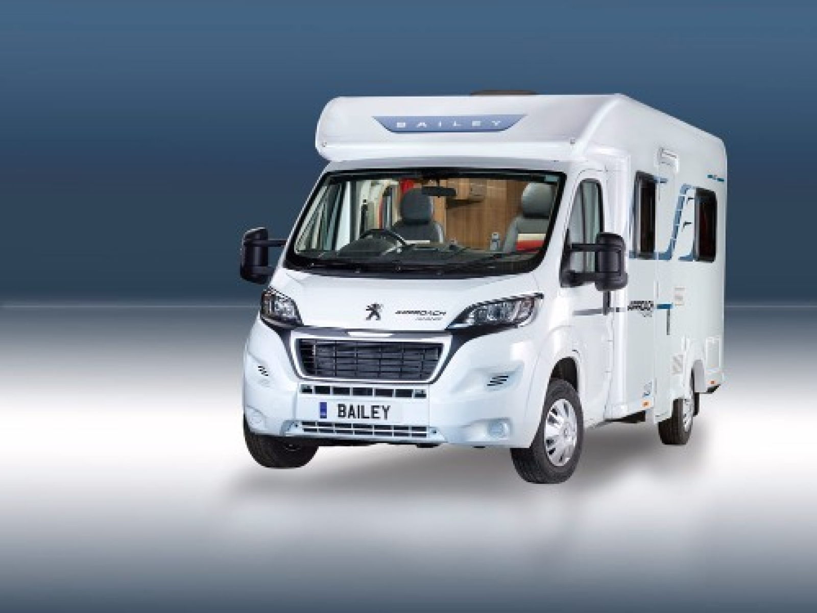 Bailey Advance 640 160bhp Model image
