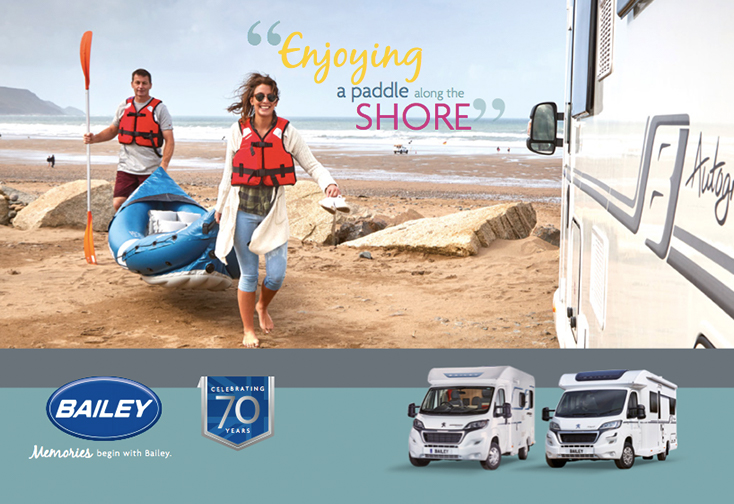 The 2018 Bailey Motorhome Brochure