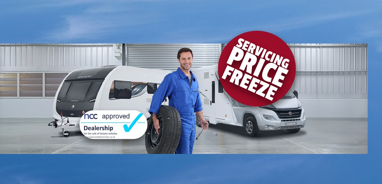 Servicing Price Freeze
