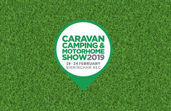 Caravan, Camping & Motorhome Show 2019