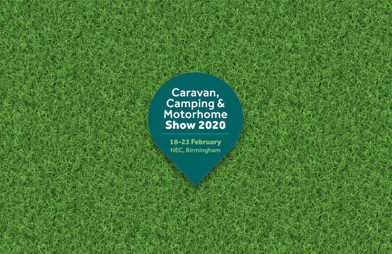 NEC Caravan, Camping & Motorhome Show 2020