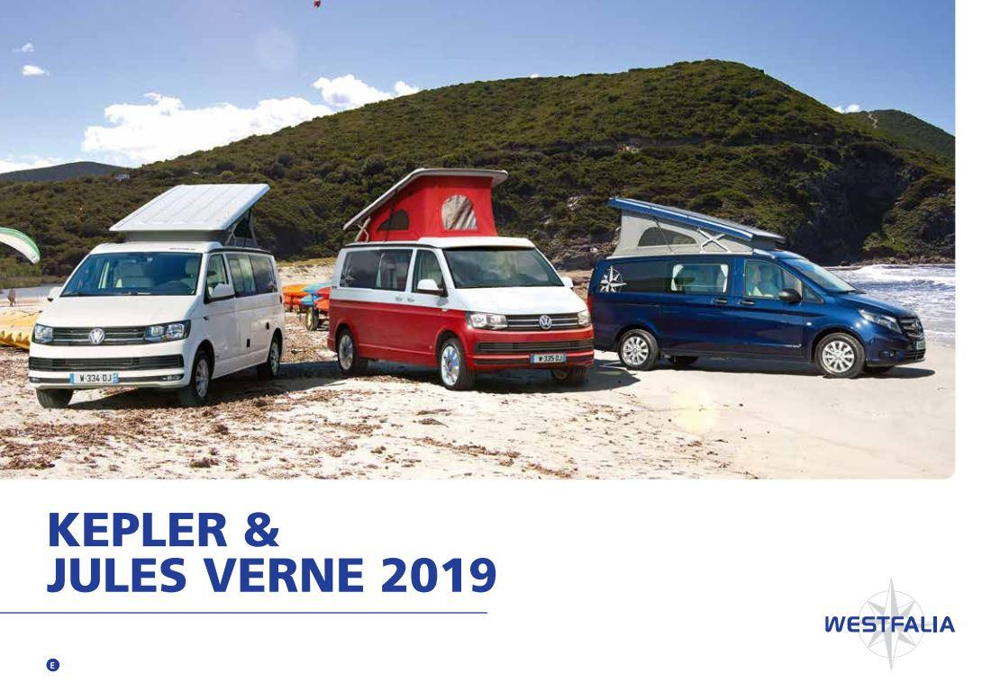 The Westfalia 2019 Brochure