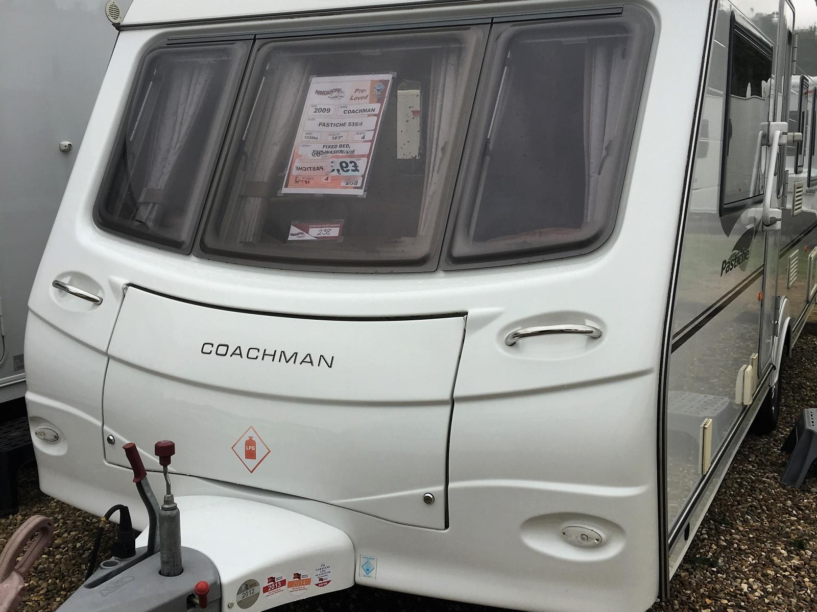 Coachman Pastiche 535/4 2009 image