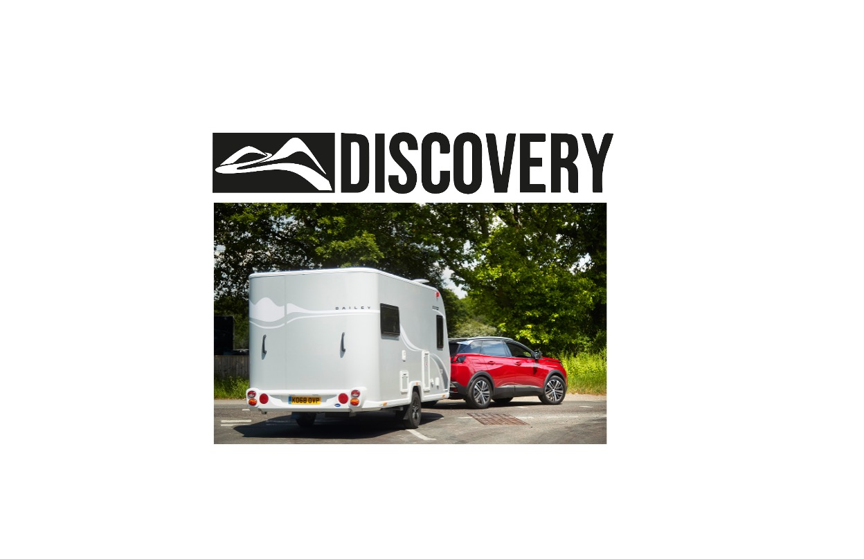 Dare to be different with the all-new Bailey Discovery