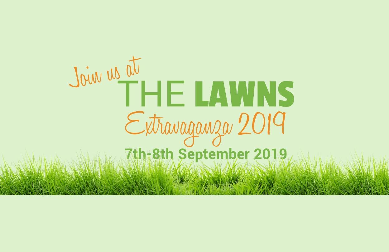 Lawns Extravaganza 2019!