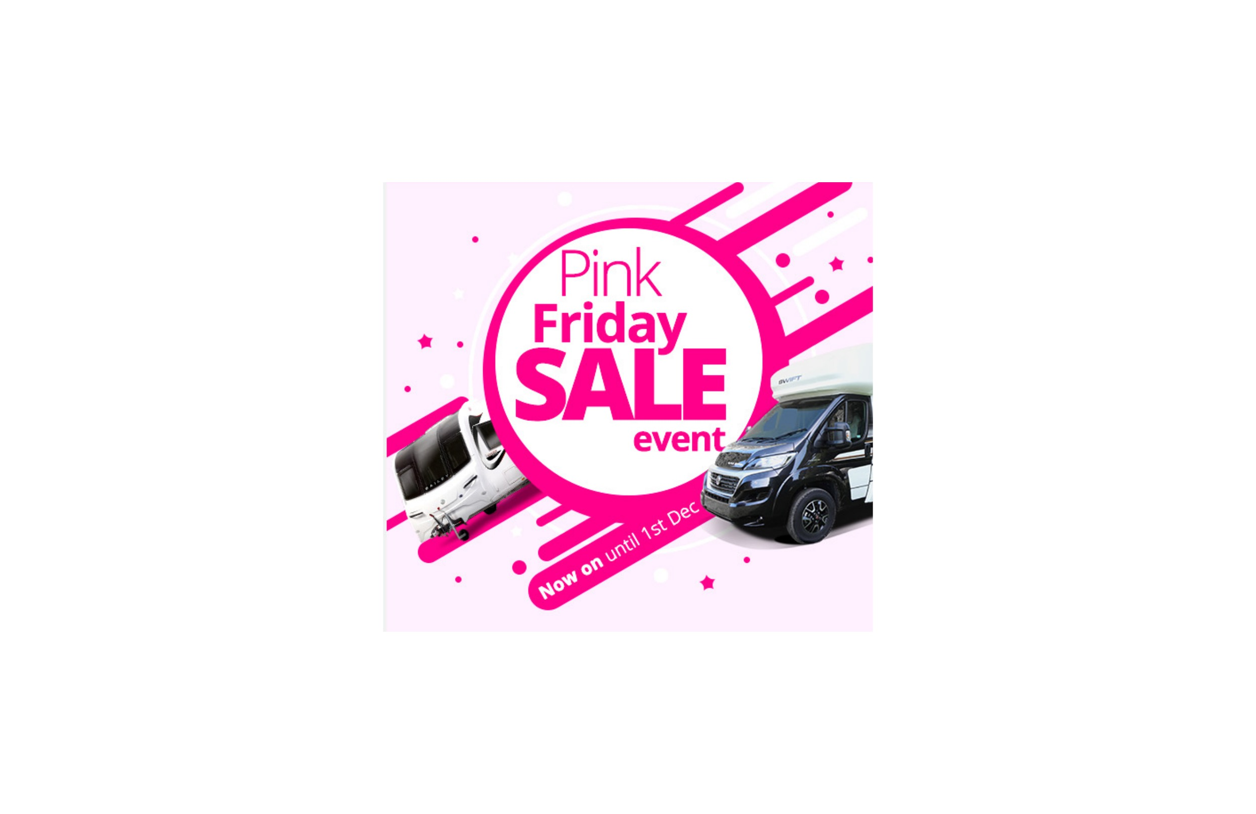 Pink Friday Sale Event - NOW ON