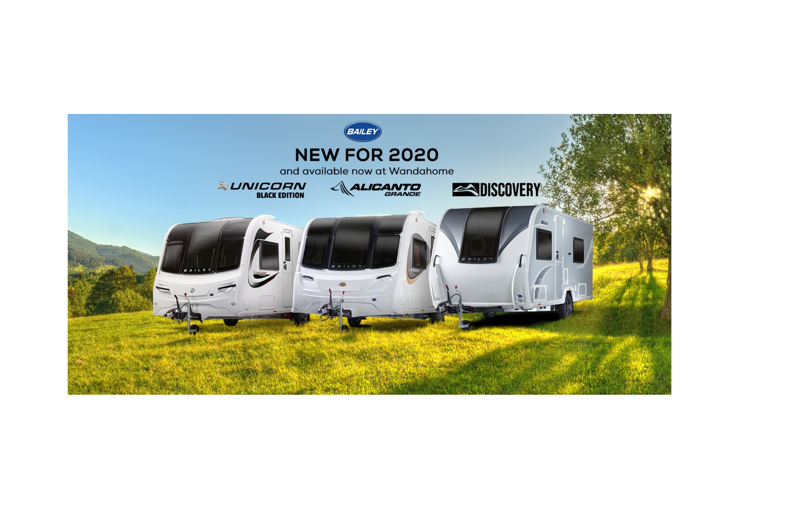 2020 Bailey Caravan Sale