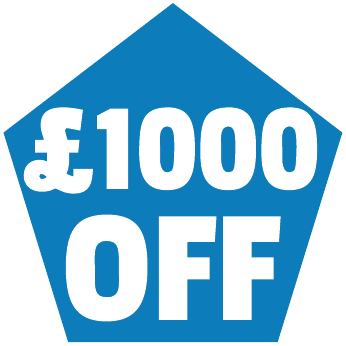 Bailey £1000 Off