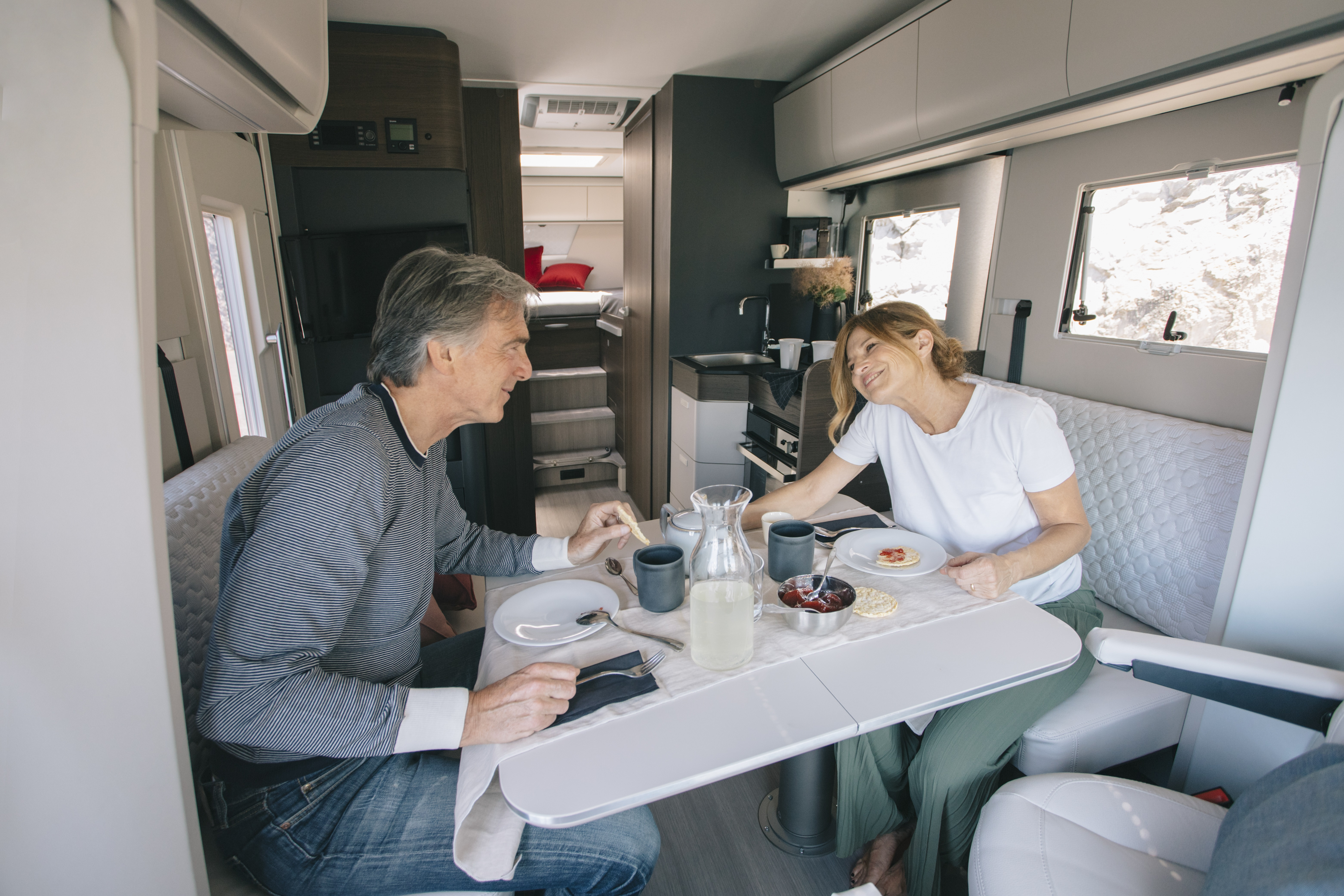 Adria Coral Axess, Coral Supreme and Coral Plus Motorhomes - Block Image
