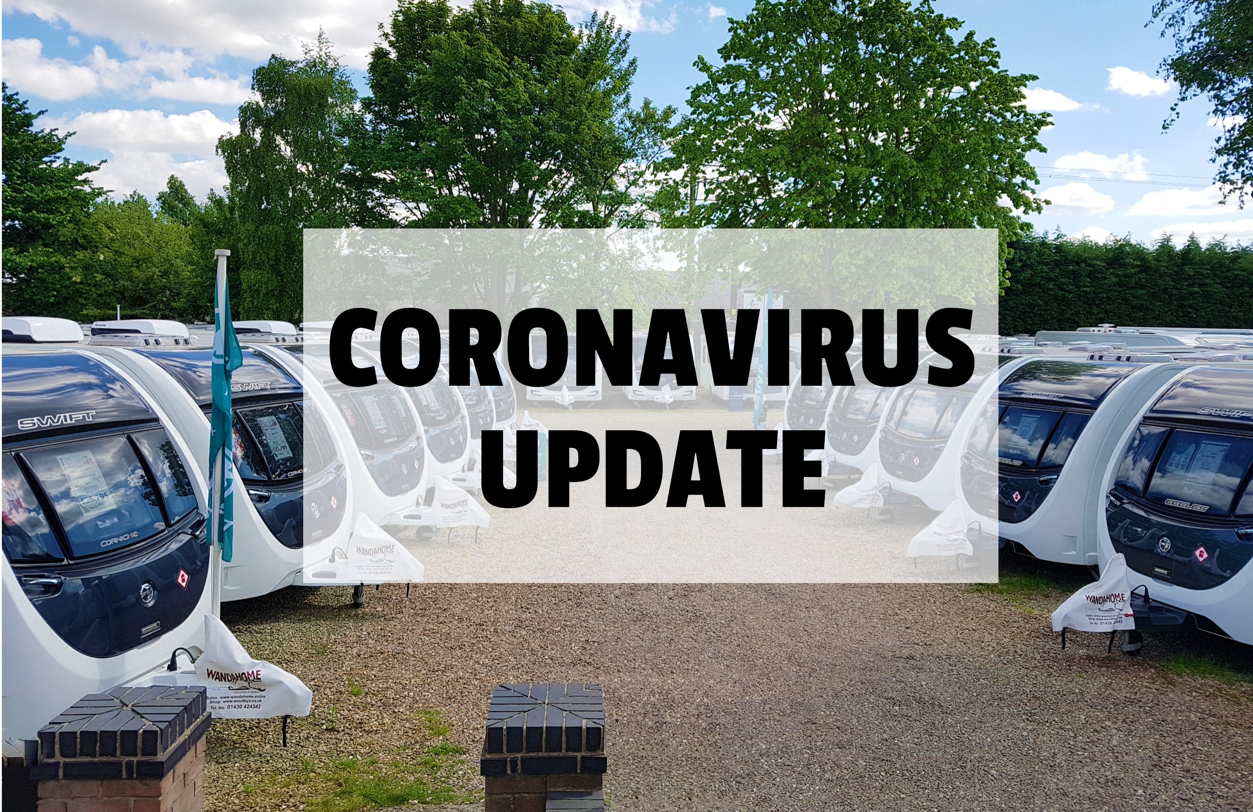 Latest Coronavirus Update