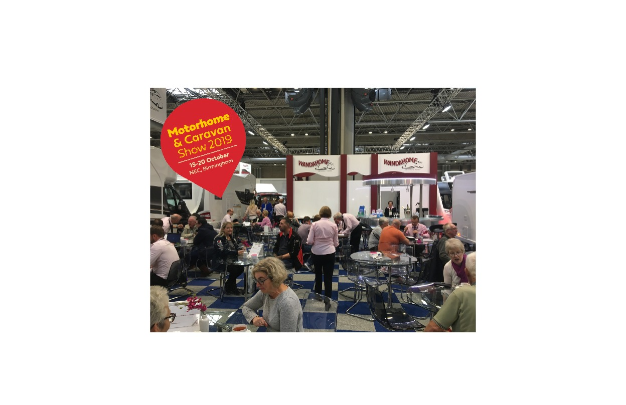 NEC Motorhome & Caravan Show Success!
