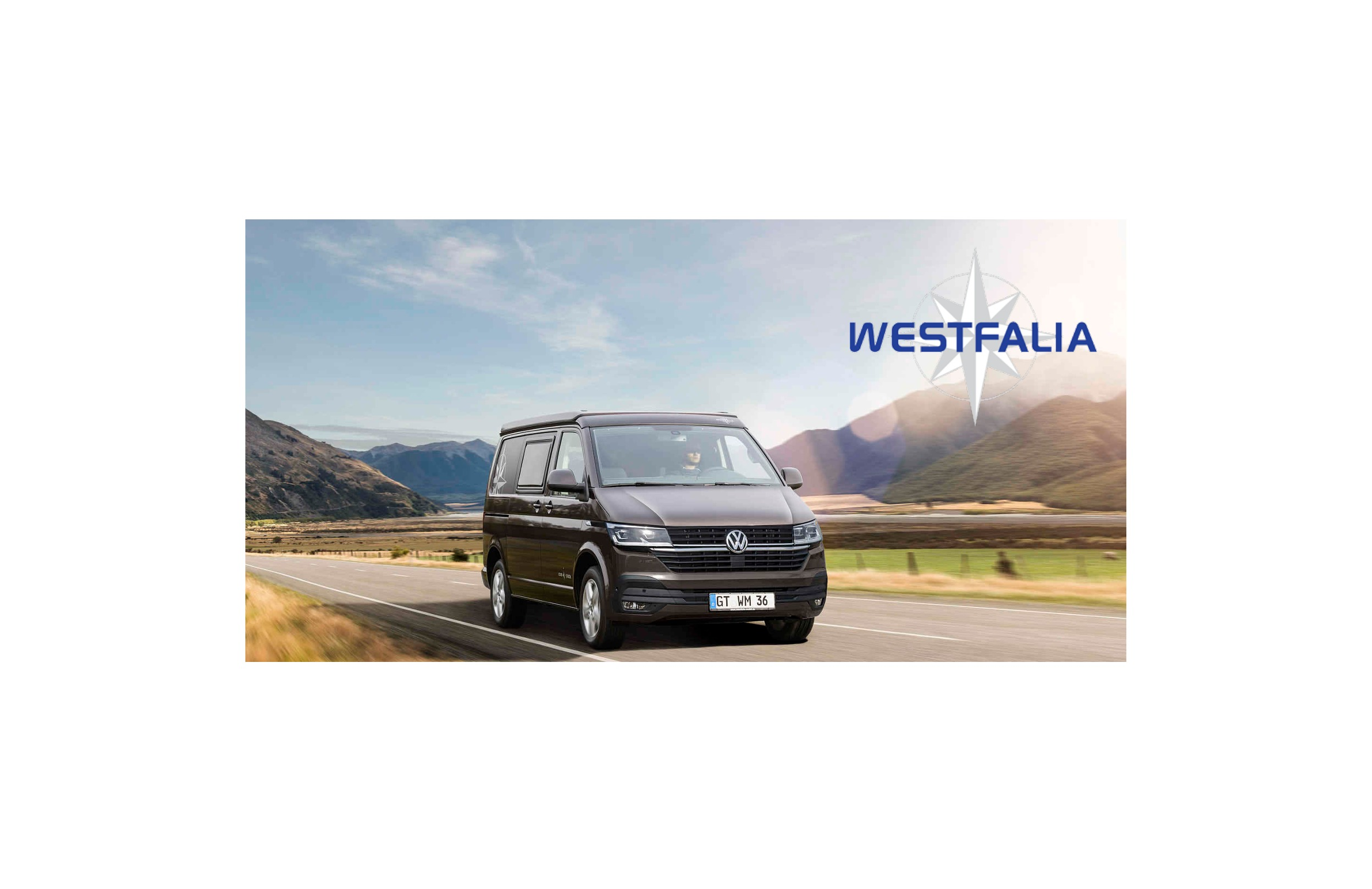 Wandahome Extends Their Range of Westfalia Campervans