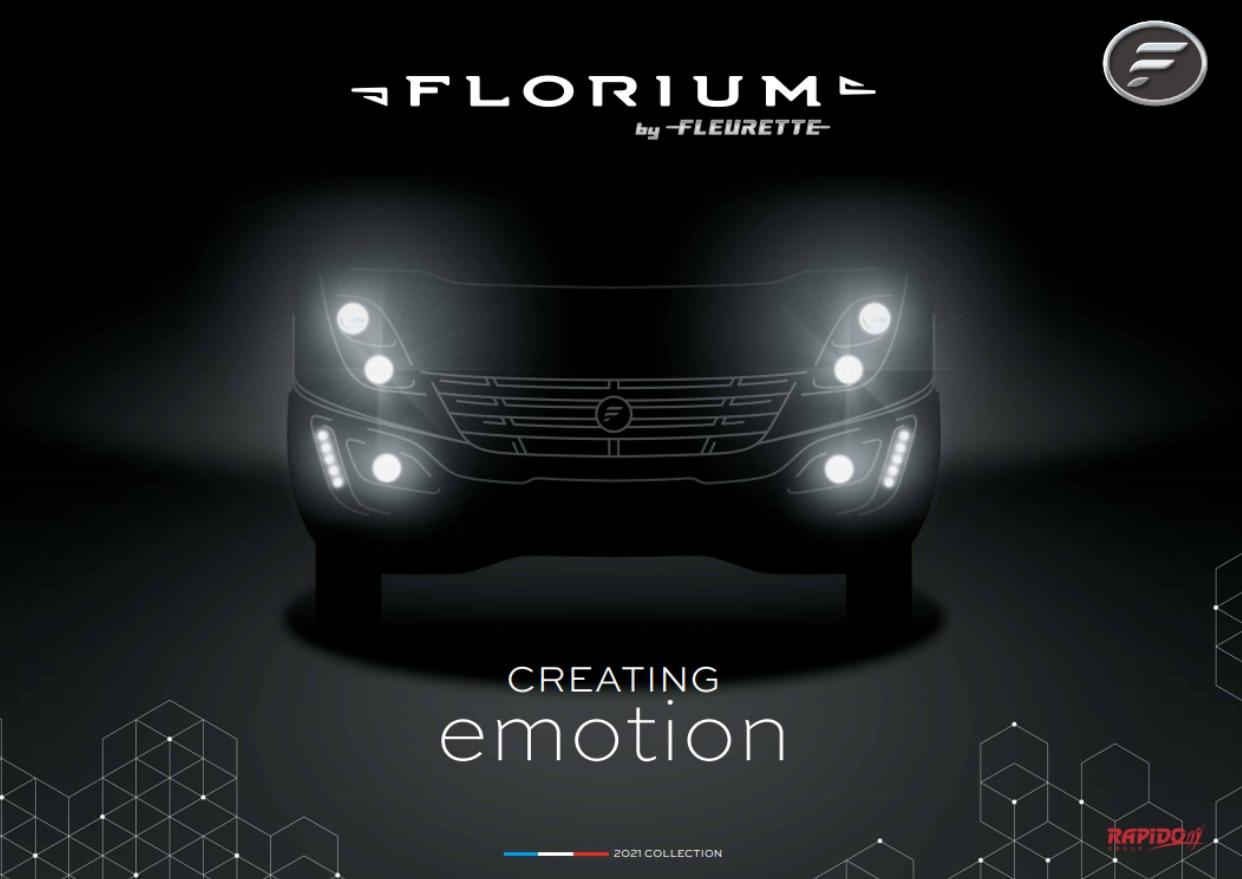 2021 Fleurette and Florium Brochure