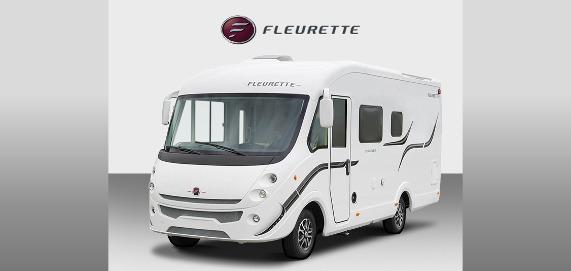 Fleurette Motorhomes Have Arrived!