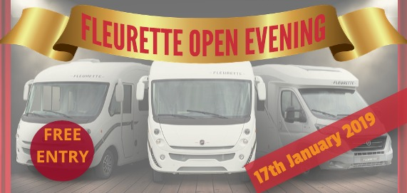 Fleurette Open Evening