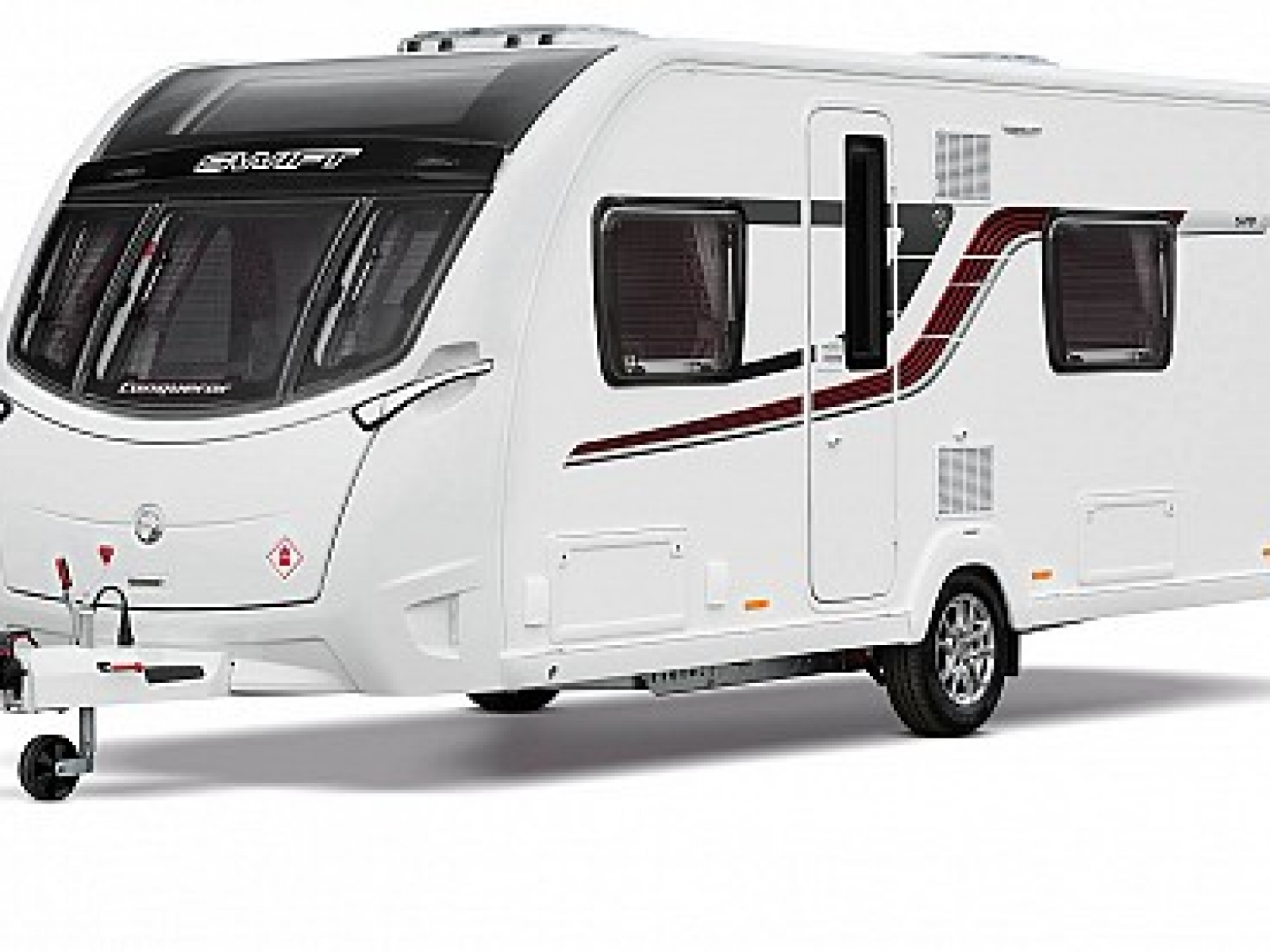 Swift Sterling Continental 580 2017 image