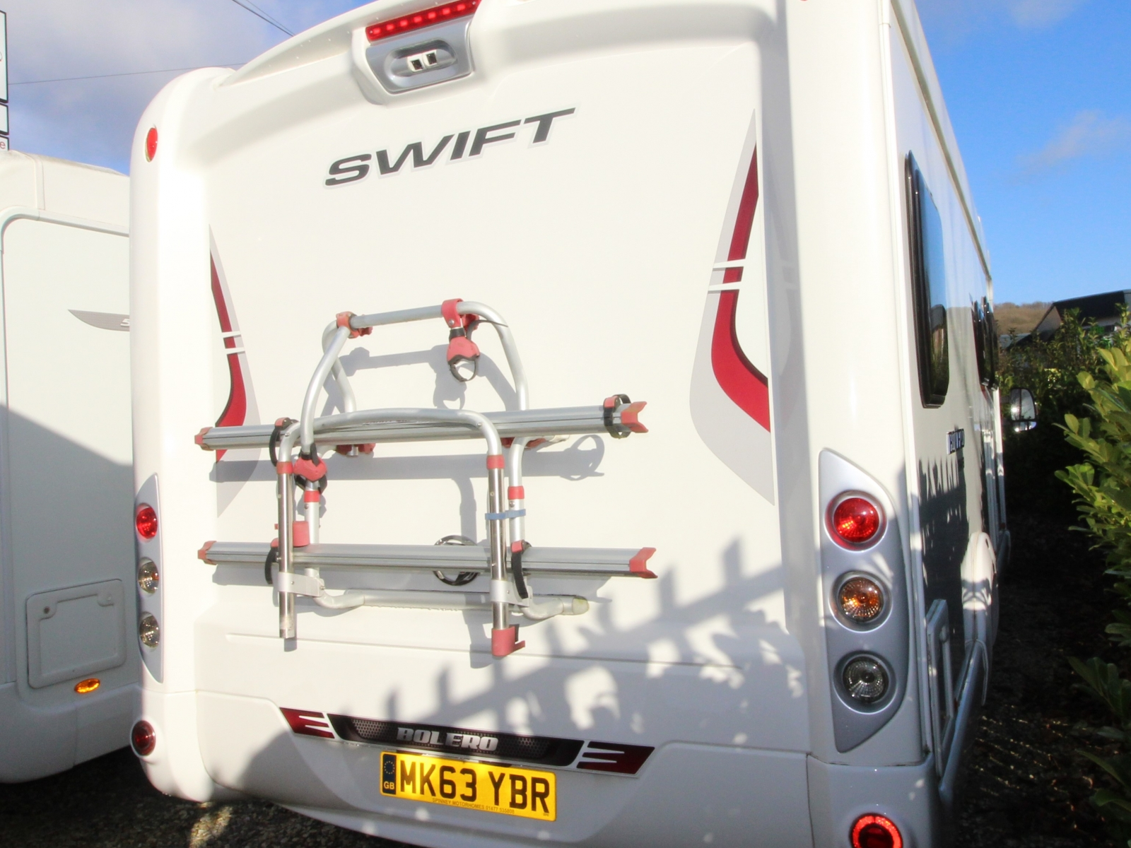 Swift Bolero 724 FB 2013 image