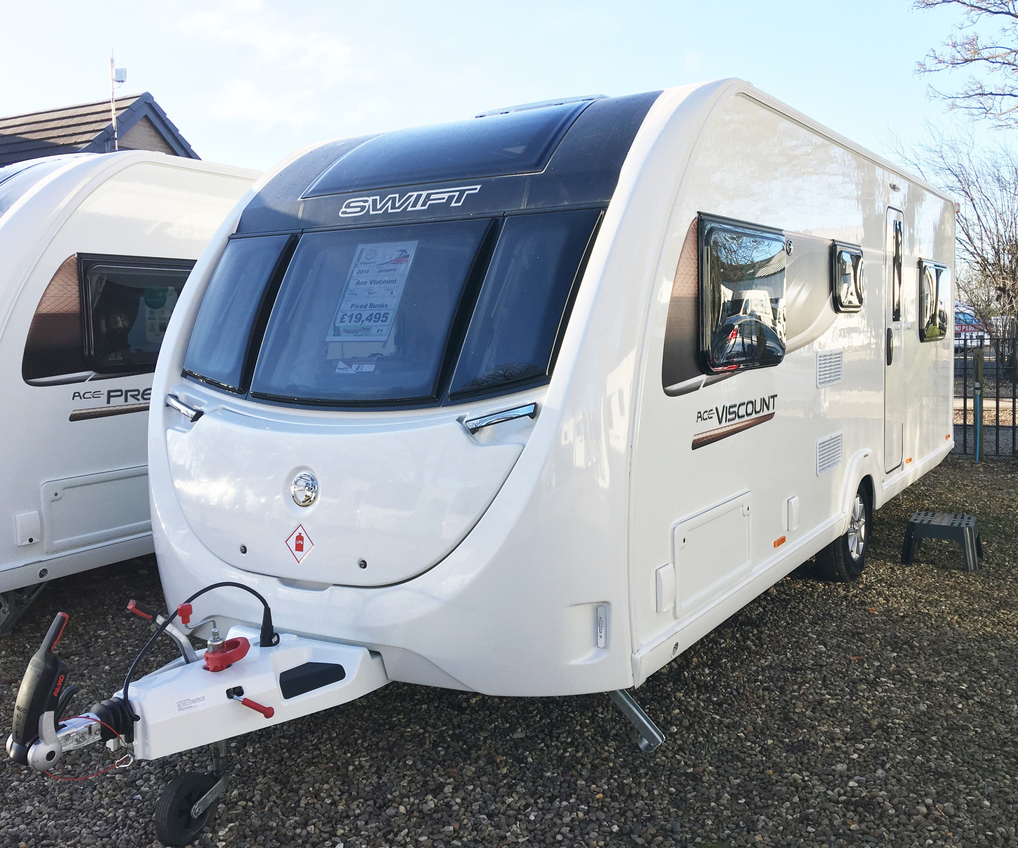 Viscount Caravan Spare Parts Online Wiring Diagram Swift Ace 2018 Wandahome Special Edition