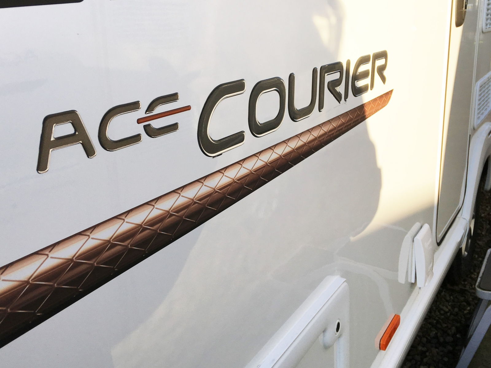 Swift Ace SE Courier 2018- Wandahome Special Edition image