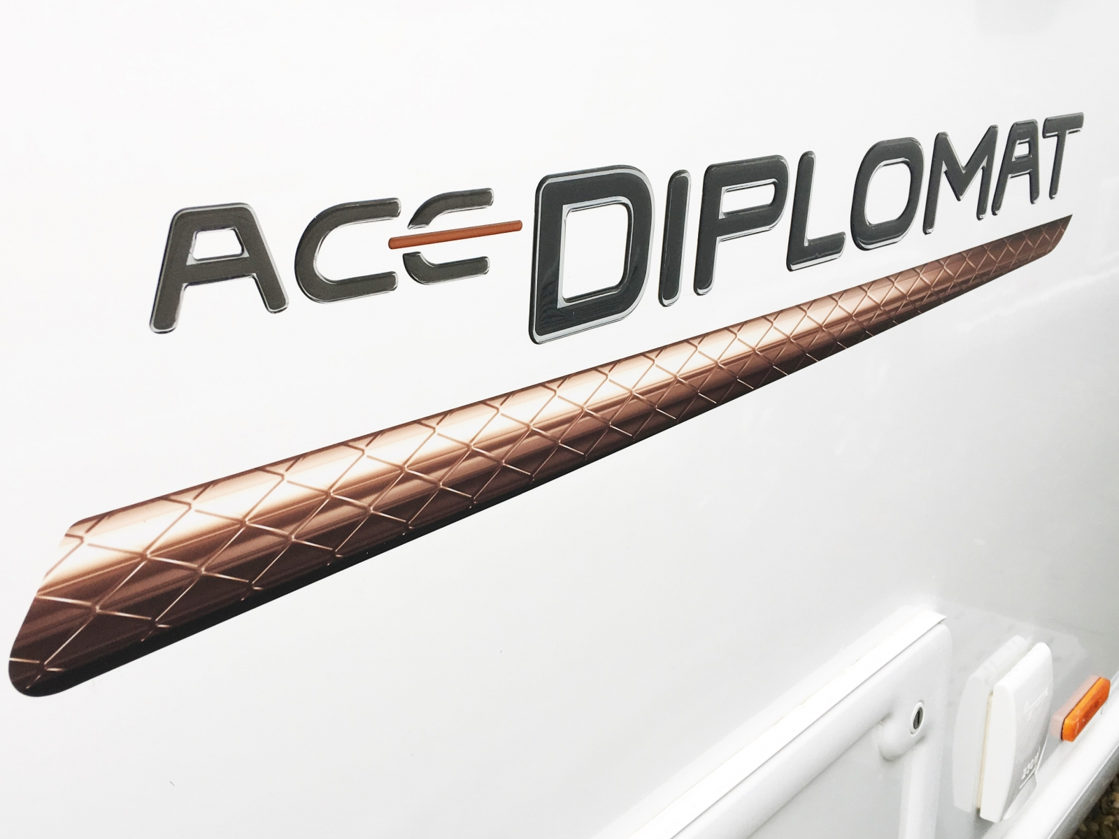 Swift Ace SE Diplomat 2018- Wandahome Special Edition image