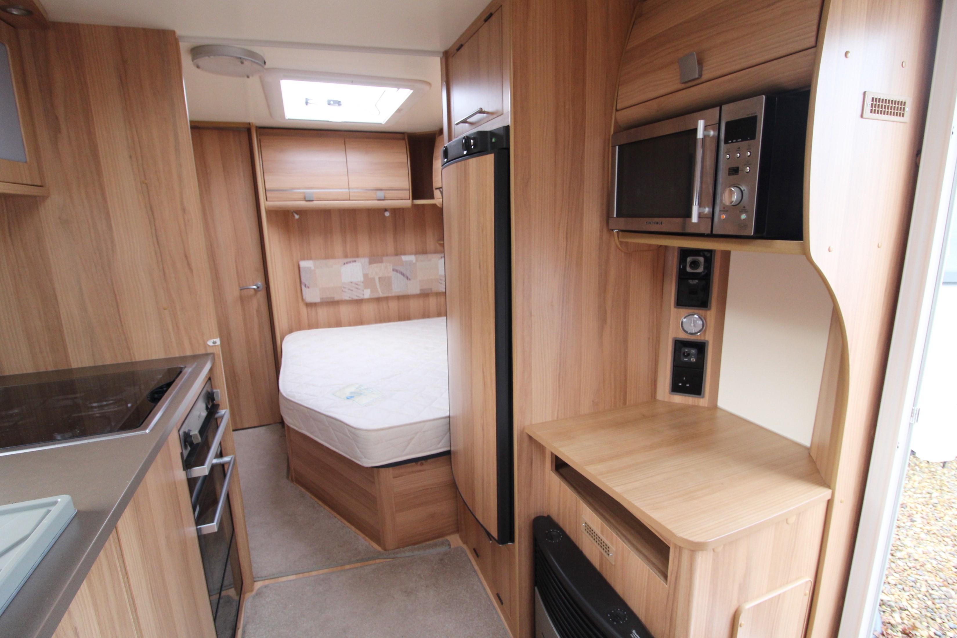 Wandahome 2011 Bailey Pegasus Bologna Caravan