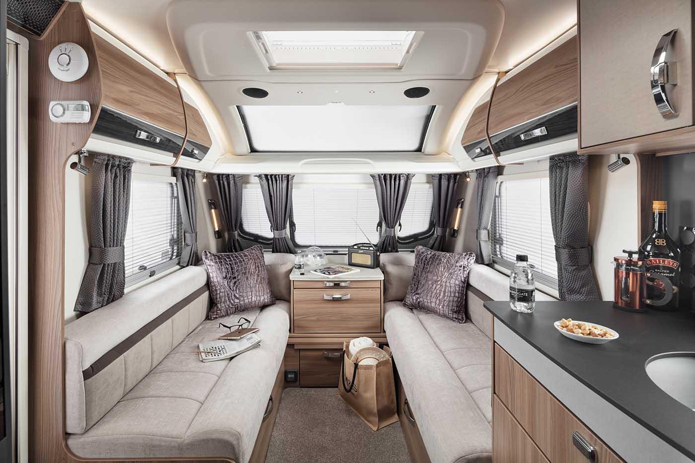 Swift Elegance Caravan Wandahome South Cave Ltd
