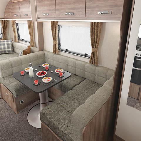 8ft Wide Swift Caravans - Block Image