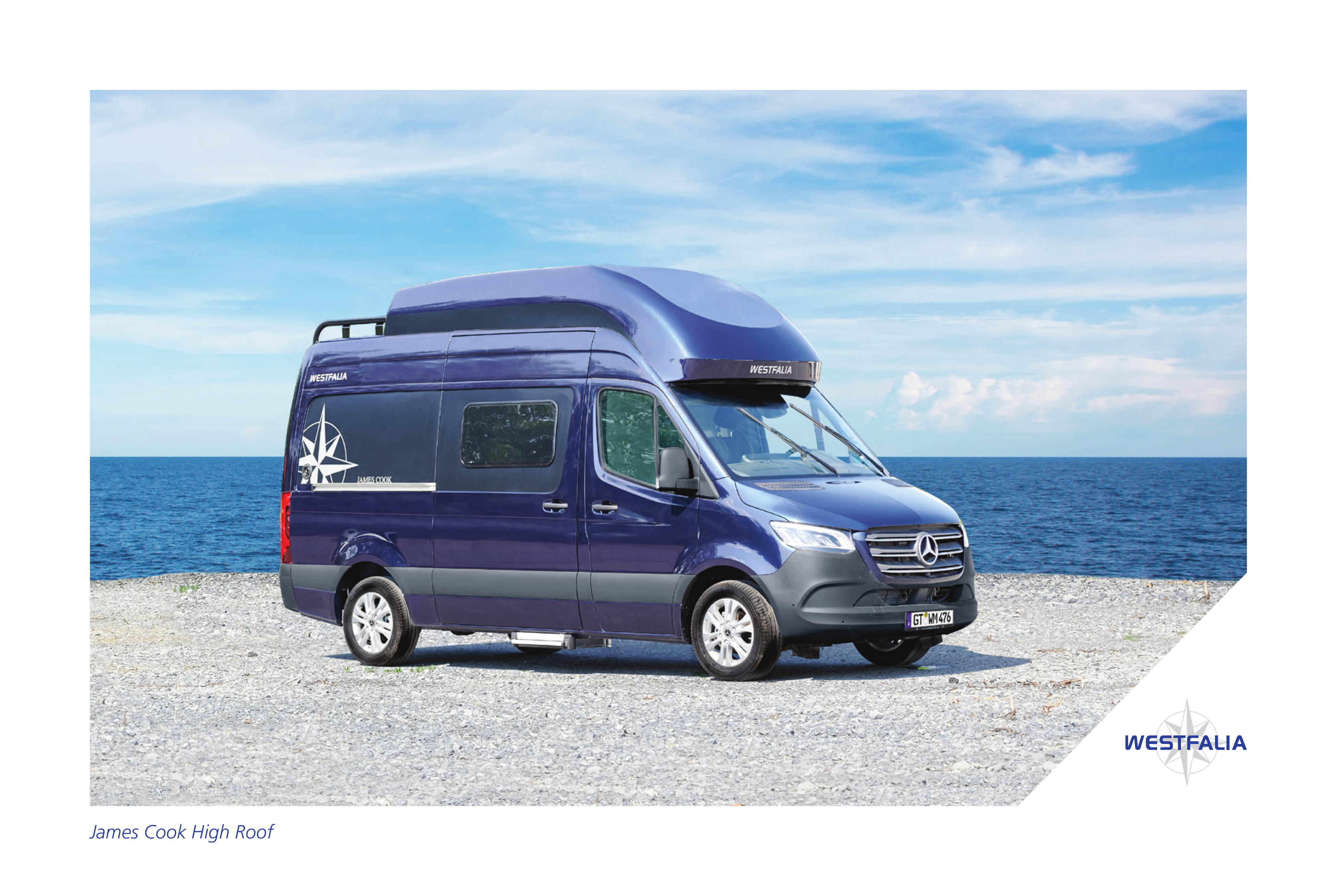 2020 Westfalia James Cook Brochure