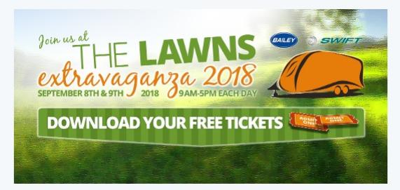 Lawns Extravaganza 2018!