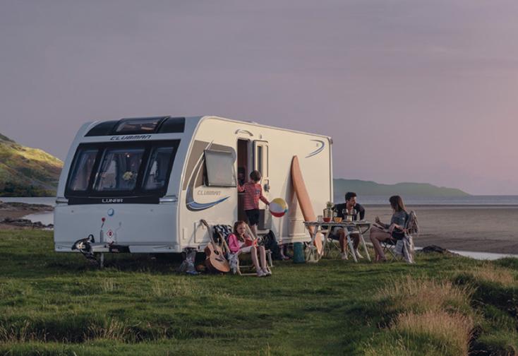 The 2018 Lunar Caravan Family