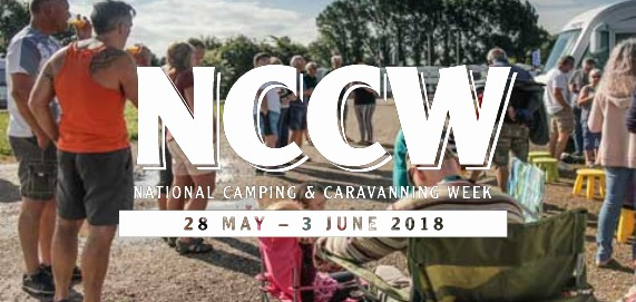 National Camping & Caravanning Week 2018