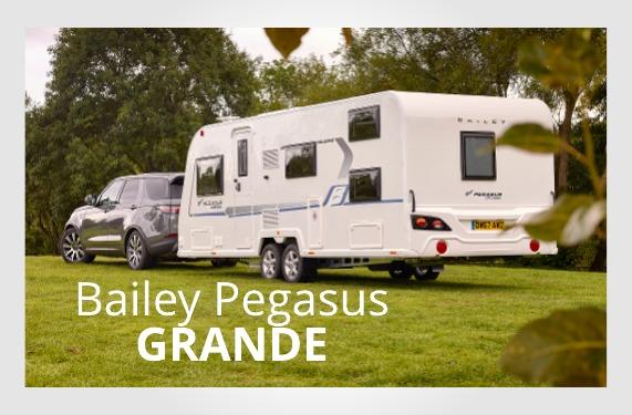 Introducing the New Bailey Pegasus Grande