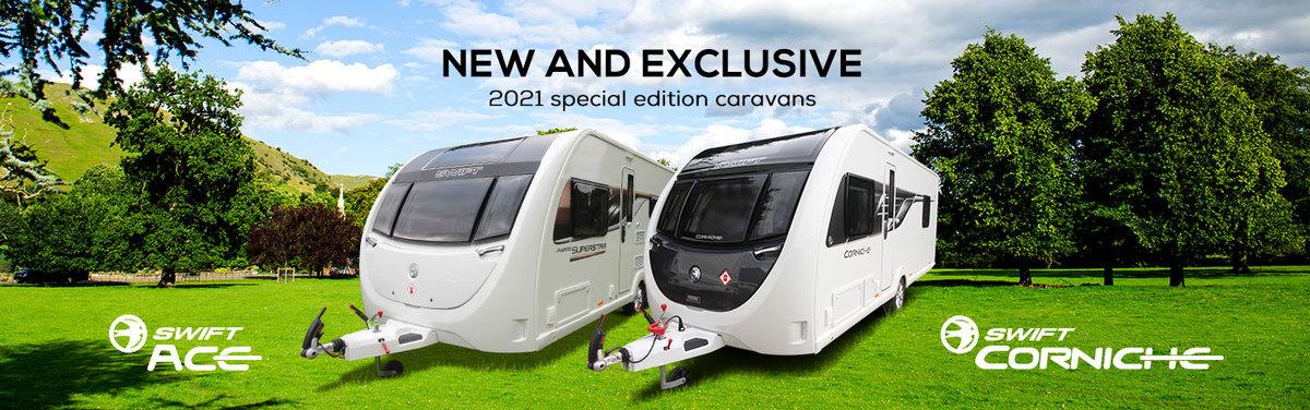 Special Edition Caravans - Block Image
