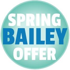 Spring Bailey Offer