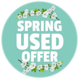 Spring used offer
