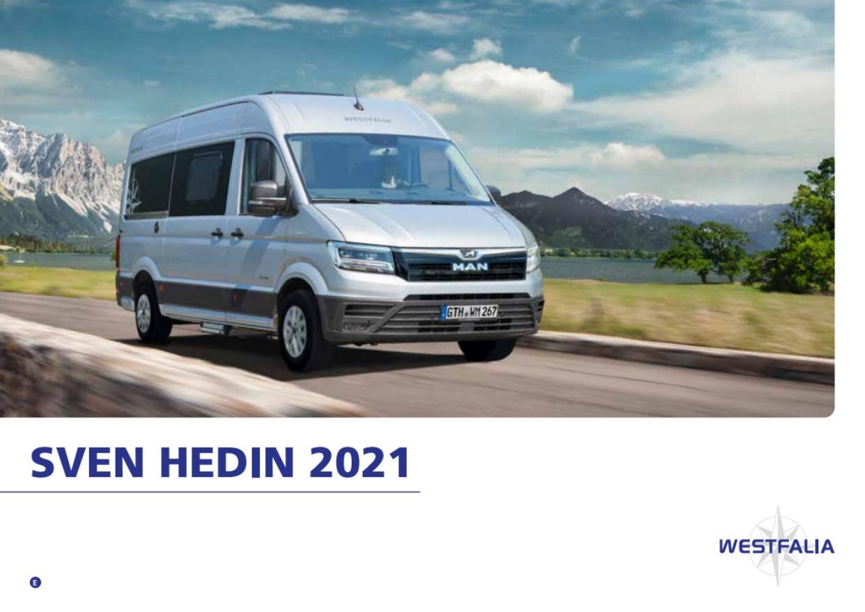 2021 Westfalia Sven Hedin Brochure