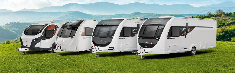 New caravans banner - Block Image