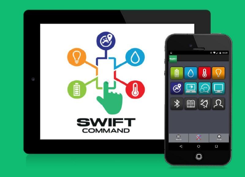 Swift Command App User Guide